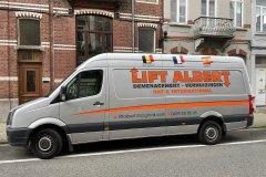 ladderlift-uccle-ixelles-liftalbert-liftservice-camionBrussel00019